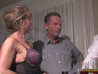 Deutsche Swingers 2 - German MILFs Share Husbands: Porn f5