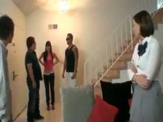 Cute Teen Brooke Lee Adams Creampie Sex With Asian Guy