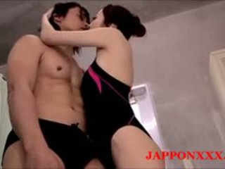 Big Tits Japanese Girl Fucked At Public Pool