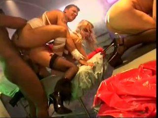 orale seks kanaal, nominale groepsseks, een vaginale sex kanaal