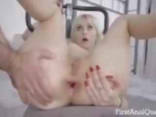 meest geneukt, meer gapende, plezier anaal neuken