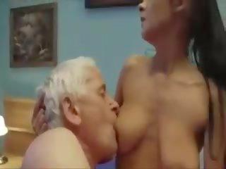 oude + young porno, meer rapen, vers calling
