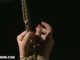 submission tube, fun bdsm action, lezdom