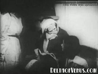 Raro 1920s antiguo navidades porno - un navidad tale