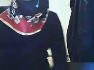 Video - hijab mädchen vorführung arsch auf webkamera