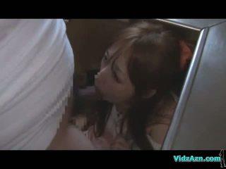 Anal creampie islak gömlek getting onu ağız ve seçki becerdin süre standing emzikli için anne içinde the lastik