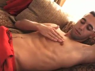 Horny Stud Showers and Enjoys Life
