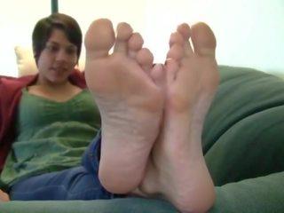 black and ebony, webcams, foot fetish