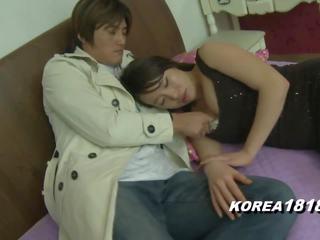 Korean Porn Sexy Korean Babe is Horny, HD Porn b7