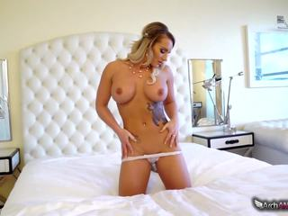 Cali Carters First Ever Interracial Anal, Porn 35