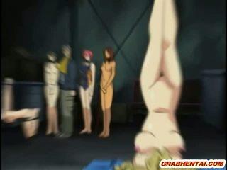 controleren hentai klem, nominale anime, gebonden kanaal