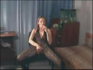 Frantic Pantyhose Wank, Free Mobile Pantyhose Porn Video 1d