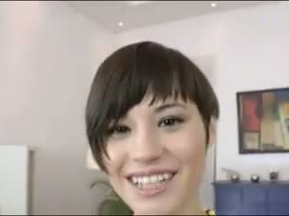brunettes, 18 jaar oud, anaal