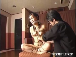 Tabithas teen japanese bondage and oriental fetish