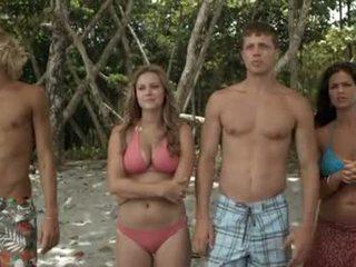heet bikini video-, plezier beroemdheden kanaal, alle tiener neuken