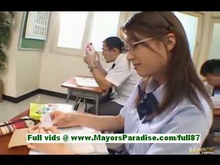 groot japanse film, u klas neuken, meest aziatisch porno