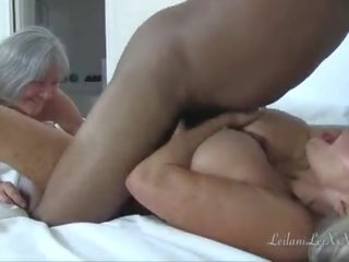 alle grote borsten, een gilf scène, grote tieten porno