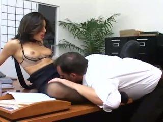 cele mai multe birou fierbinte, uita-te sex birou verifica, secretar ideal