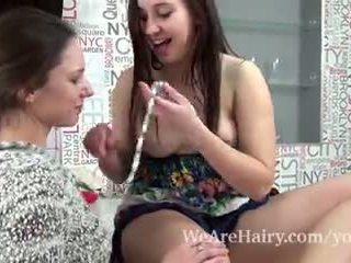 Canella și alya shon avea lesbian distracție împreună