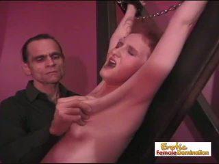 seksspeeltjes, femdom scène, u cfnm neuken
