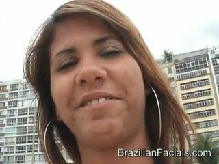 Brazilian Facials - Teen from Copacabana