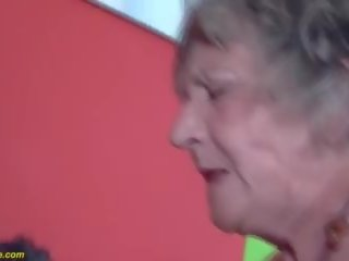 80 Years Old Granny First Interracial, HD Porn 2e