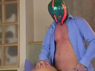 Avalon getting banged na ju twat doggystyle podľa a človek s a maska
