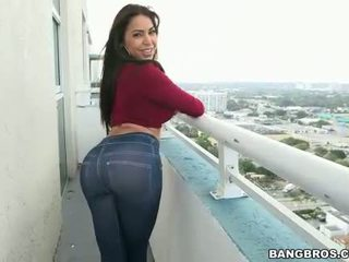 Big booty latina Julianna Vega