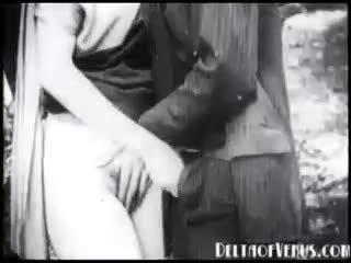 Molto presto vintage porno 1915