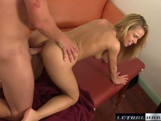 Tiny Teen Alina Wants Step Brother Cock and gets Fucked
