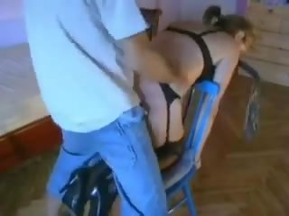 Helena Knappe Tied O a Chair Fucked Anal, Porn 79