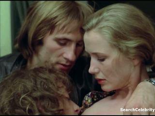 całowanie, kaukaska, sława, małe cycki