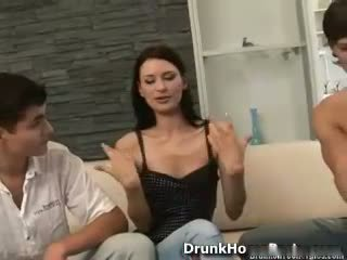 sucking, drunk, blowjob