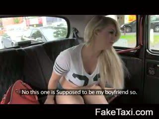 Fake taxi camera oameni having drx om fake taxi