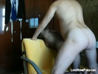 Wife Gets Anal Cream Pie In Black Stocking Outfit