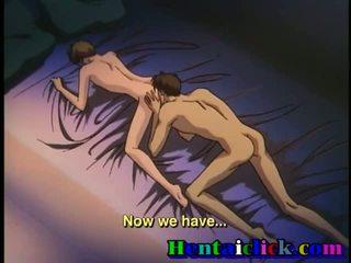 Marota hentai gay jovens depilados apertada babaca fodido