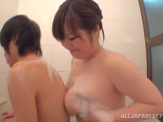 Erotic And Mature Aoi Aoyama Is All For An Caping Sex