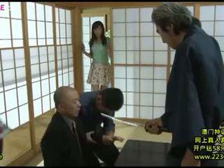 Japán nagy feleség kívánós csoportos 8