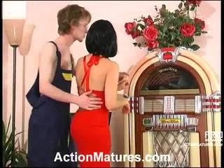 Mix Of Sex Close To Tobias, Alana, Juliana