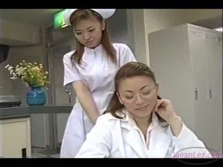 nurses, lesbian, asian