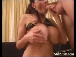 Arab MILF With Big Breasts Fucking