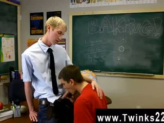 Boys video gays Ace Sterling stands at the