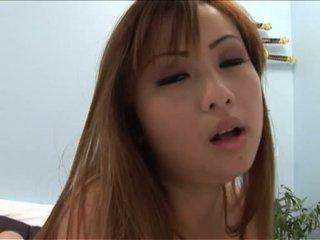 hardcore sexo, bebê ama dois galos, asians who love cum