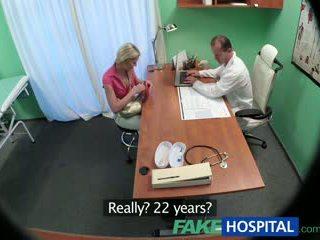 Fakehospital hoikka vauva wants seksi kanssa lääkäri