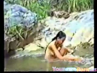 Schattig vietnamees tiener