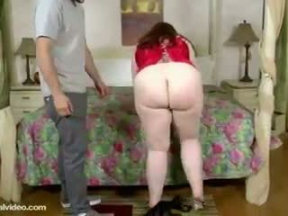 Sexy rousse gros seins ronde asha marie