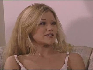 Hot Blonde Julie Meadows Anal Video