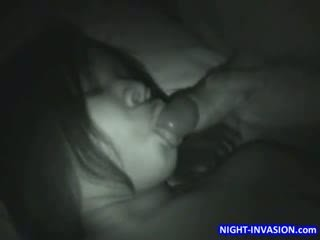Groot boob ebony slaap 3io
