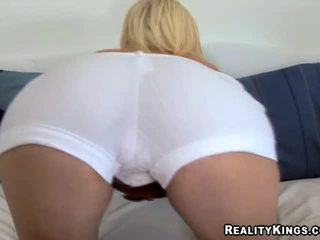 Passionate Blonde Fucking With Her Supervisor