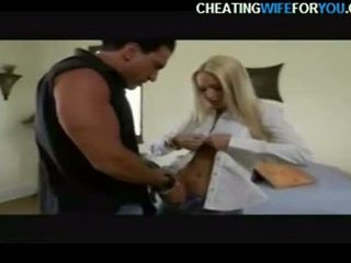 Cheating wife seducing married man